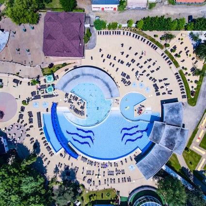 Băile Felix Resort at the Carpathian foothills