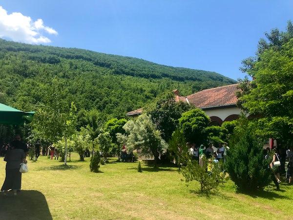 Not an ordinary Macedonian village: Leshani