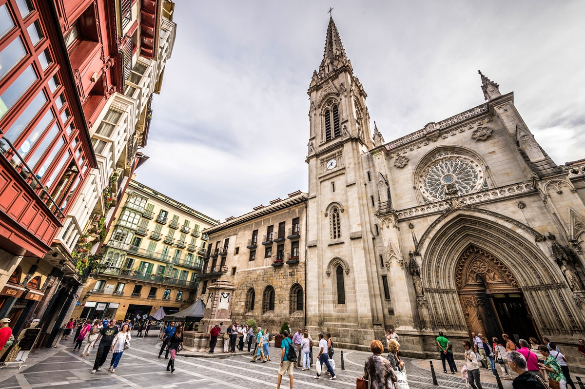 An artsy visit to Bilbao, Spain