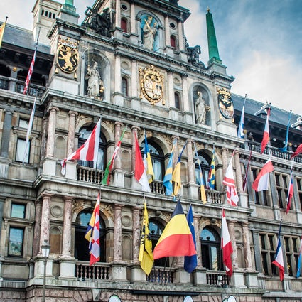 The most significant Erasmus+ institutions in Brussels