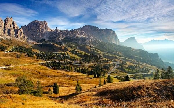 The amazing Val Gardena