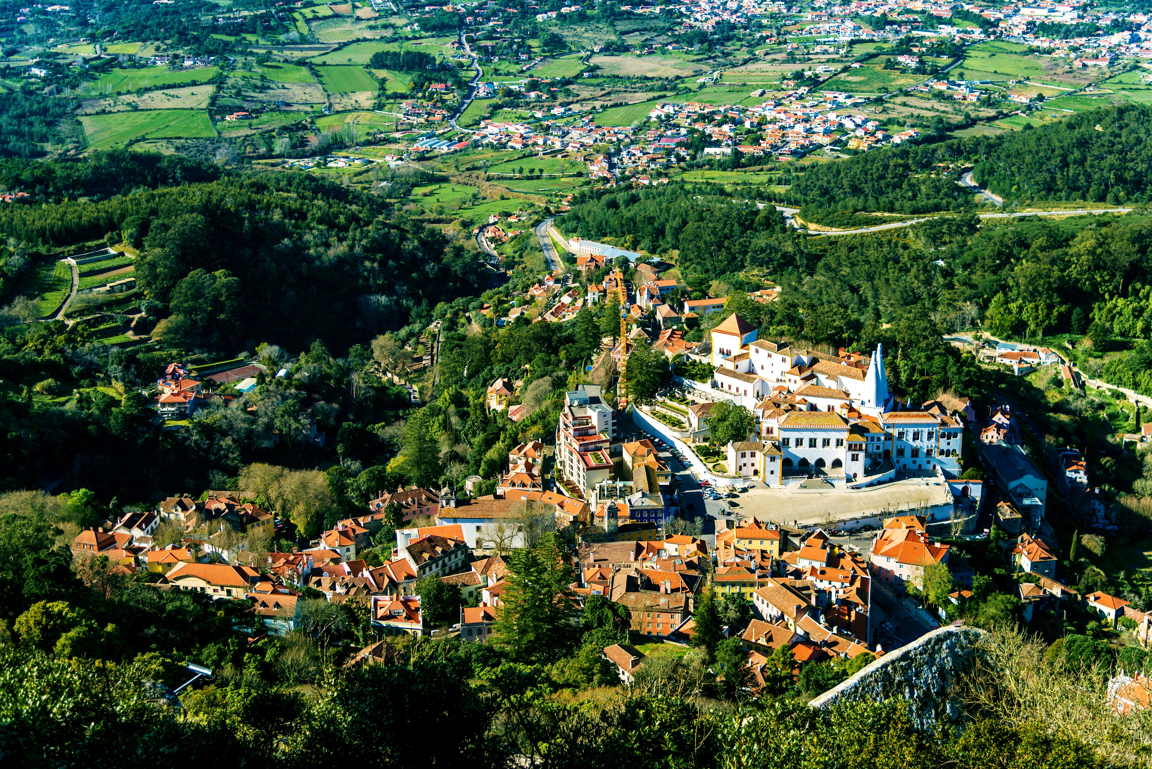 One-day trip to Sintra
