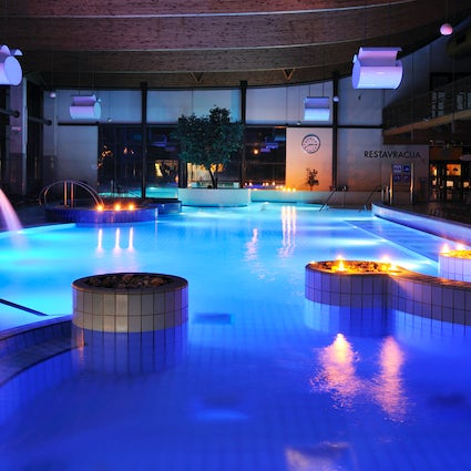 Relaxing by the poolside: A selection of best spa resorts in Slovenia