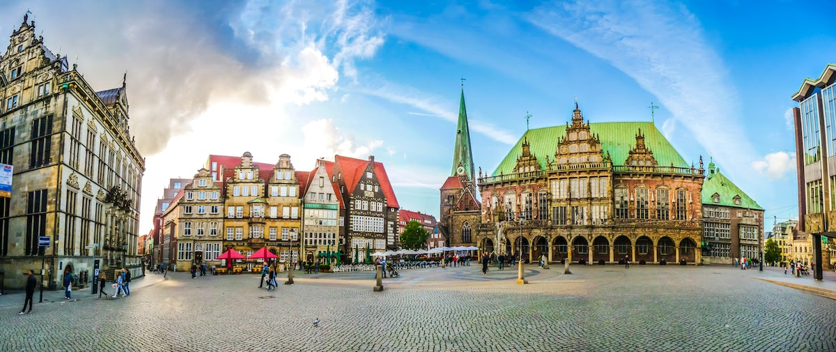 Bremen: The City of  The Brothers Grimm Fairy Tale