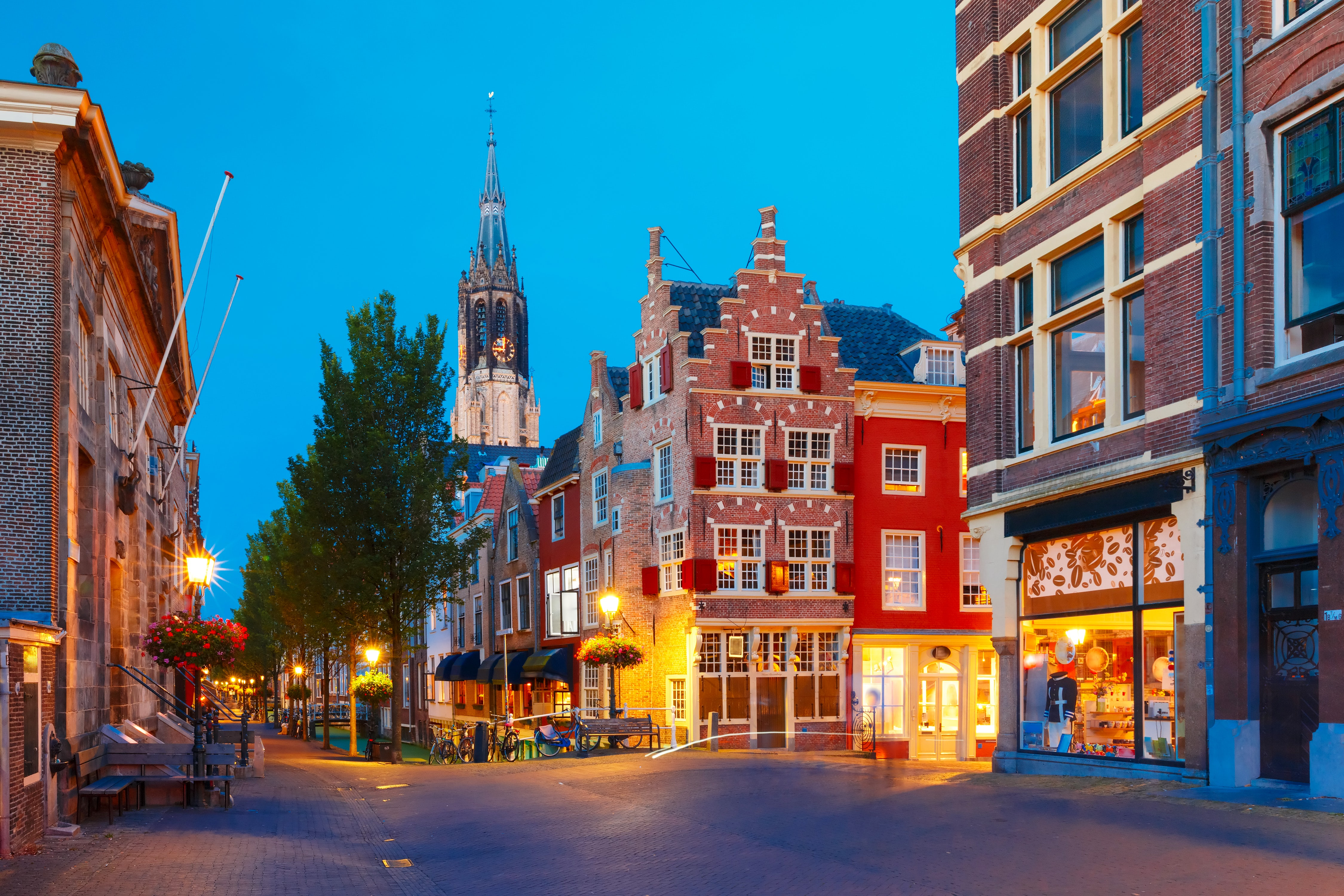 Delft: Hometown of The Girl with the Pearl Earring