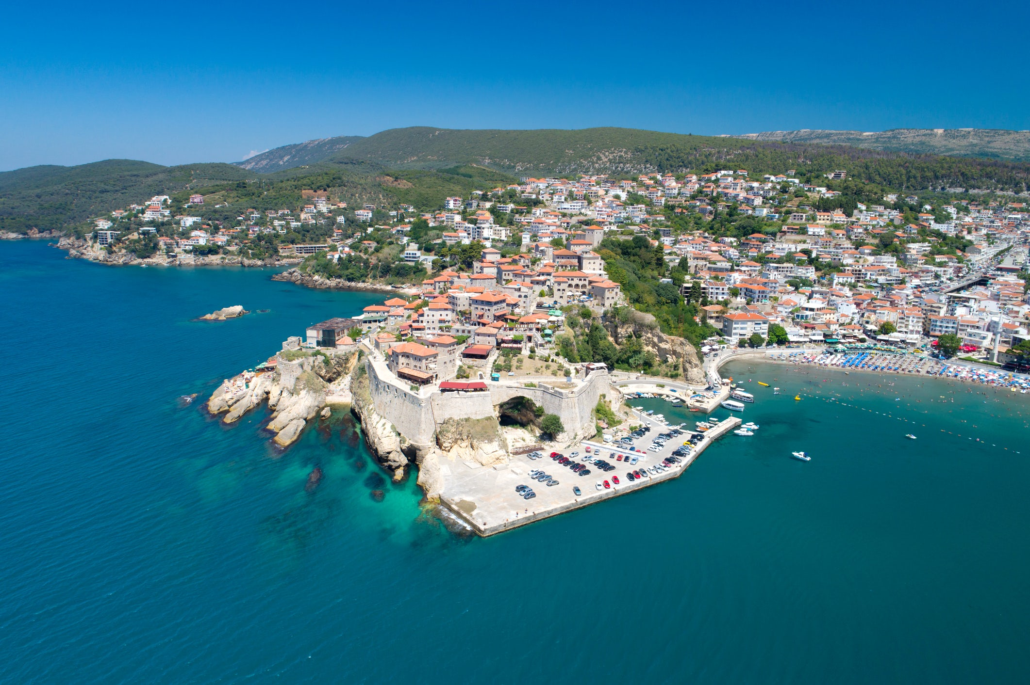 Ulcinj - the oldest town in Montenegro