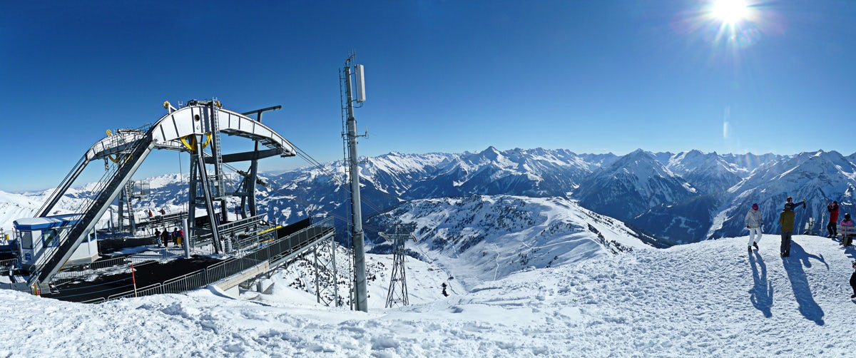 The Biggest Arial Lifts in Austria