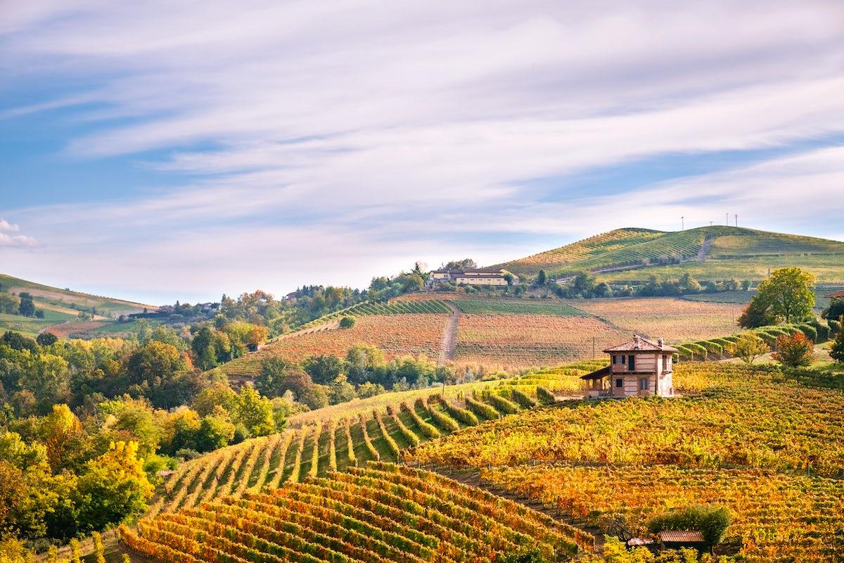 Northern Italy: best Autumn spots
