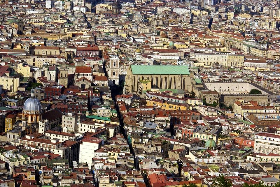 Is Naples safe? Let's settle the question.