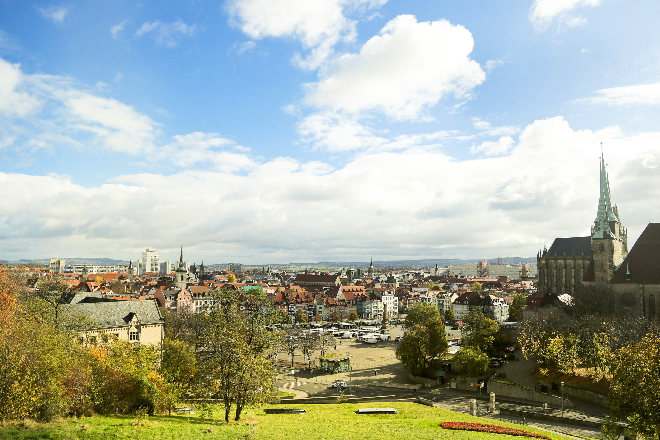 A Day in Series: Erfurt!
