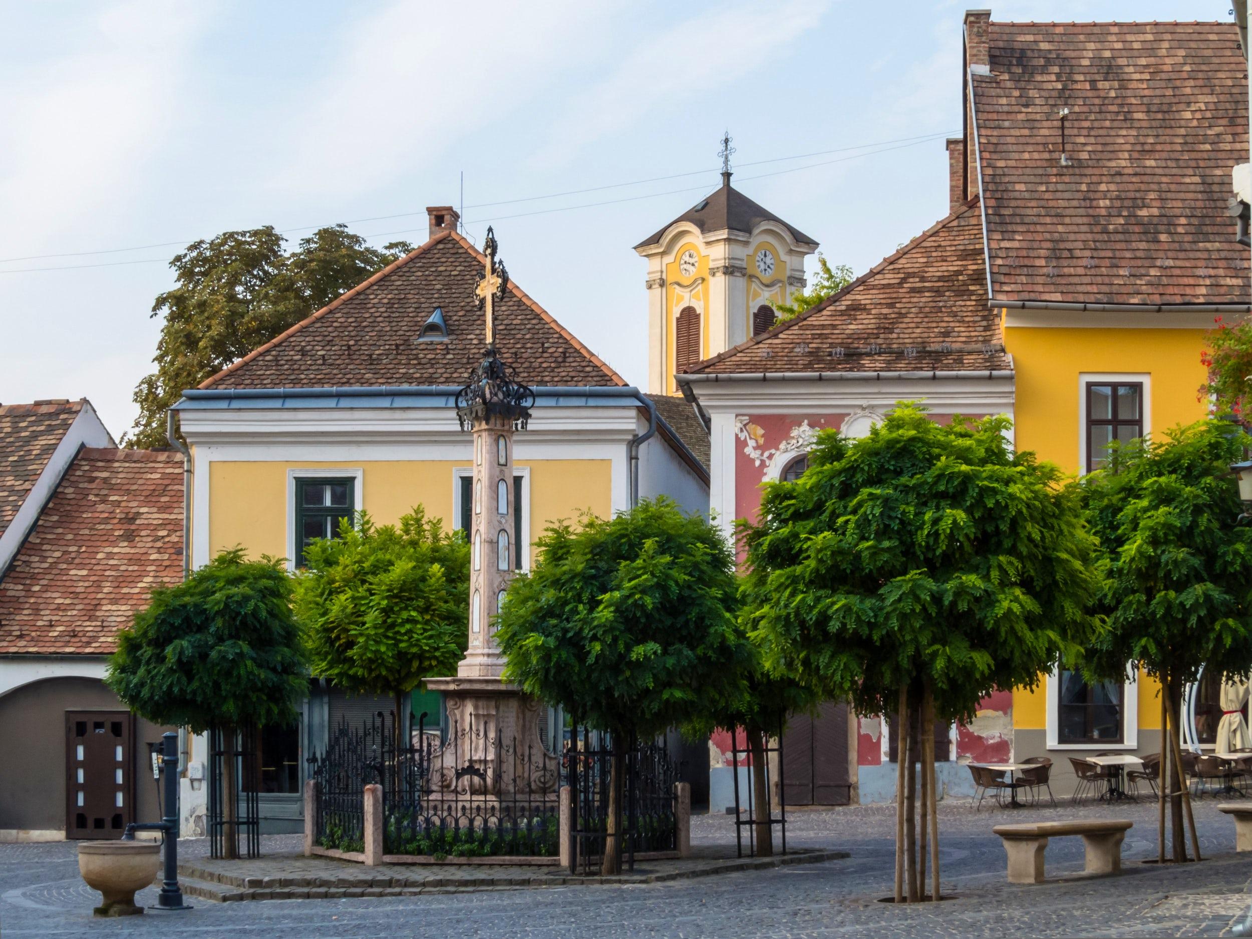 Szentendre, the fabulous riverside-town